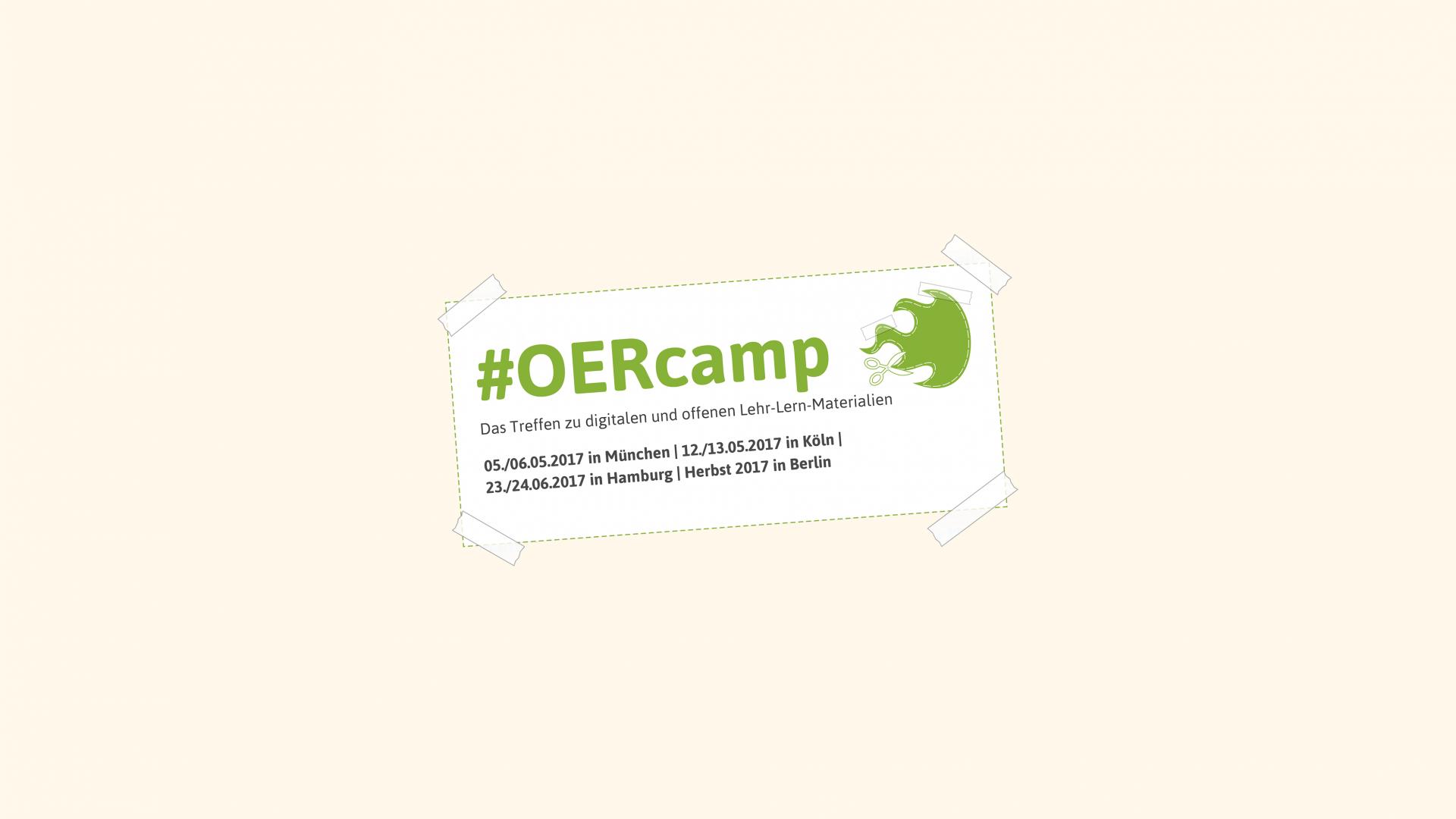 #OERcamp
