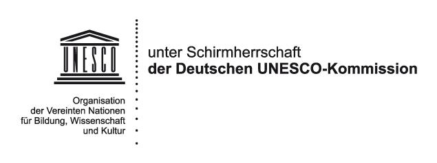 Unter Schirmherrschaft der Deutschen UNESCO-Kommission