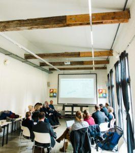 Session auf dem OERcamp Ost in Berlin - Foto von Tilman Vogler für OERde17