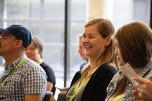 Spaß beim OERcamp Nord 2018 - Foto von Christopher Dies / OERcamp