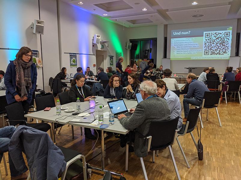 OERcamp Lisum Diskussionen 3