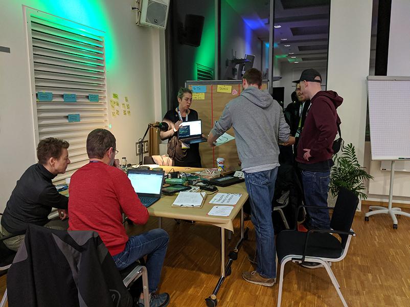 OERcamp Lisum Diskussionen 5