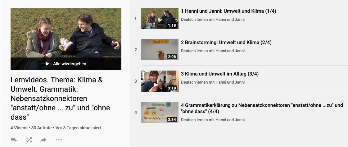 Lernvideos