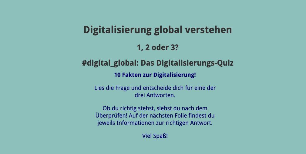 digital global