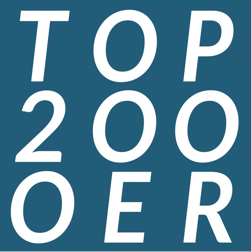 Top 200 OER-Quellen