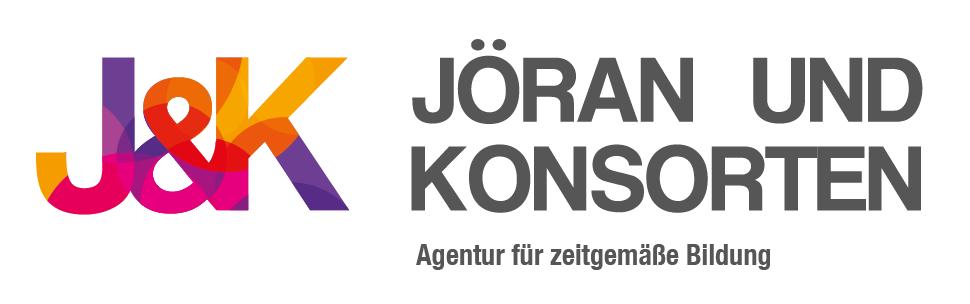 Logo der Agentur J&K – Jöran & Konsorten