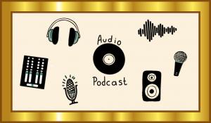 Der Gold-Standard für Podcast als OER, Grafik: Jula Henke, Agentur J&K – Jöran und Konsorten für OERinfo, Informationsstelle OER, CC BY 4.0
