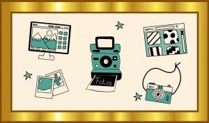 Der Gold-Standard für Fotos als OER, Grafik: Jula Henke, Agentur J&K – Jöran und Konsorten für OERinfo, Informationsstelle OER, CC BY 4.0