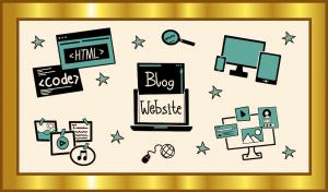 Der Gold-Standard für Blogs und Webseiten als OER, Grafik: Jula Henke, Agentur J&K – Jöran und Konsorten für OERinfo, Informationsstelle OER, CC BY 4.0