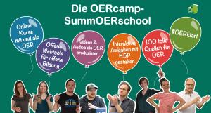 Die OERcamp SummOERschool